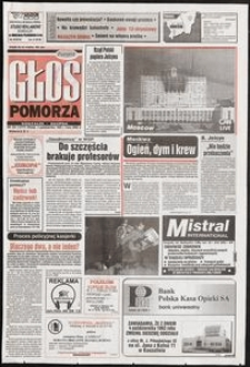 Głos Pomorza, 1993, październik, nr 232