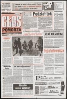 Głos Pomorza, 1993, październik, nr 238