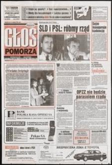 Głos Pomorza, 1993, październik, nr 240