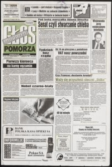 Głos Pomorza, 1993, październik, nr 242