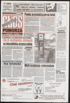 Głos Pomorza, 1993, październik, nr 245