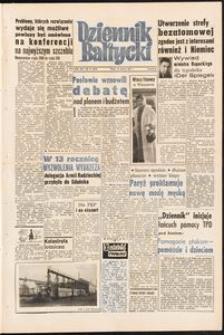 Dziennik Bałtycki, 1958, nr 72