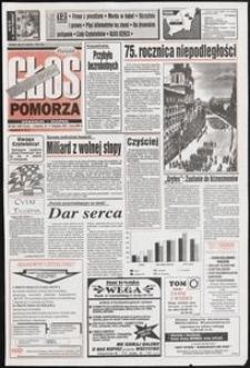Głos Pomorza, 1993, listopad, nr 262