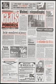 Głos Pomorza, 1993, listopad, nr 263
