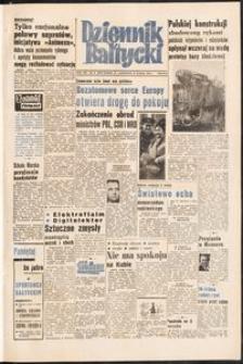 Dziennik Bałtycki, 1958, nr 87