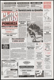 Głos Pomorza, 1993, grudzień, nr 291