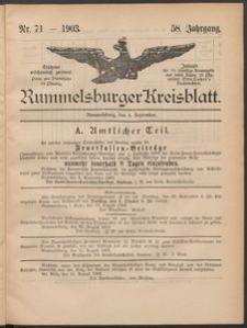 Rummelsburger Kreisblatt 1903 No 71