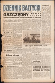Dziennik Bałtycki, 1946, nr 262