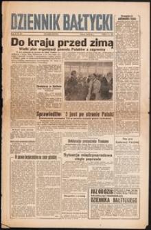Dziennik Bałtycki, 1946, nr 267
