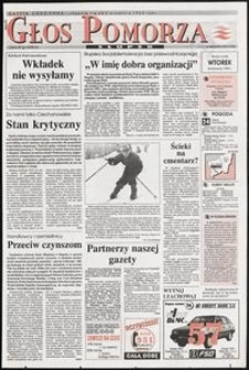 Głos Pomorza, 1995, styczeń, nr 20