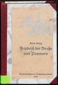Friedrich der Große und Pommern