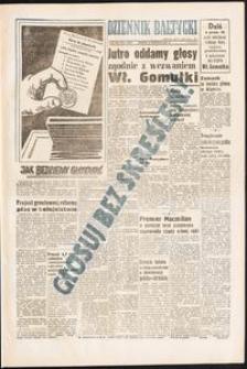 Dziennik Bałtycki, 1957, nr 16