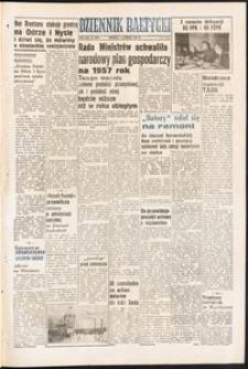Dziennik Bałtycki, 1957, nr 28