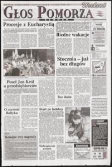 Głos Pomorza, 1995, czerwiec, nr 137
