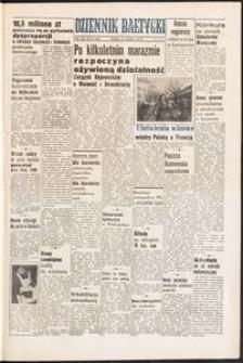 Dziennik Bałtycki, 1957, nr 39