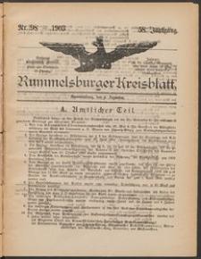 Rummelsburger Kreisblatt 1903 No 98