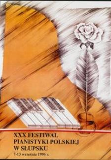 [Plakat] : XXX Festiwal Pianistyki Polskiej w Słupsku