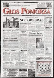 Głos Pomorza, 1998, czerwiec, nr 130
