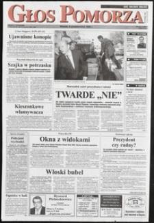 Głos Pomorza, 1998, październik, nr 233