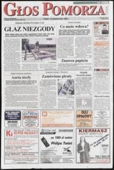 Głos Pomorza, 1998, październik, nr 242