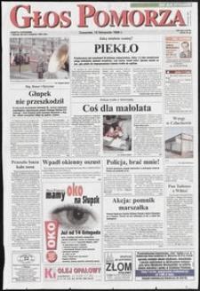 Głos Pomorza, 1998, listopad, nr 264