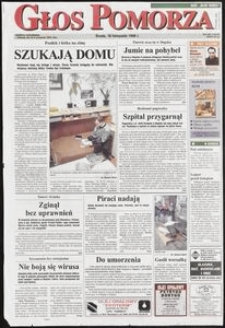Głos Pomorza, 1998, listopad, nr 269
