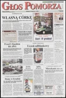 Głos Pomorza, 1998, grudzień, nr 292