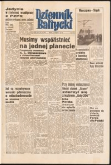 Dziennik Bałtycki, 1957, nr 132