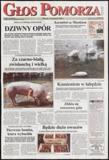 Głos Pomorza, 1999, czerwiec, nr 136