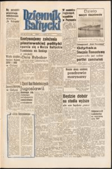 Dziennik Bałtycki, 1957, nr 153