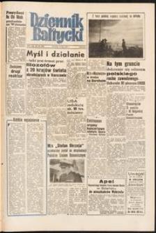 Dziennik Bałtycki, 1957, nr 169
