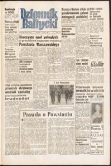 Dziennik Bałtycki, 1957, nr 181