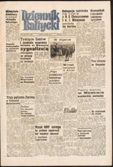 Dziennik Bałtycki, 1957, nr 187