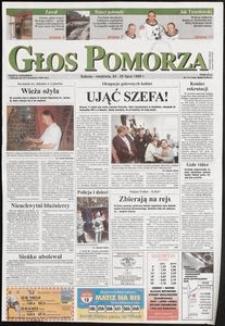 Głos Pomorza, 1999, lipiec, nr 170