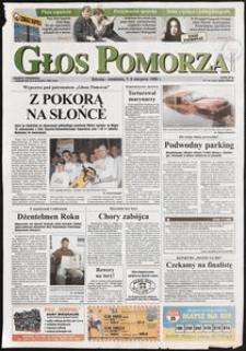 Głos Pomorza, 1999, sierpień, nr 182
