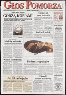 Głos Pomorza, 1999, sierpień, nr 185