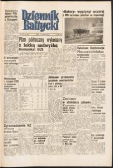 Dziennik Bałtycki, 1957, nr 198