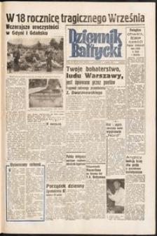 Dziennik Bałtycki, 1957, nr 208