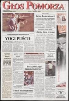 Głos Pomorza, 1999, wrzesień, nr 208