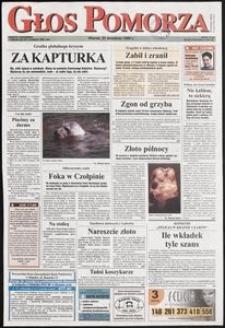 Głos Pomorza, 1999, wrzesień, nr 220