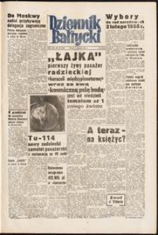 Dziennik Bałtycki, 1957, nr 263