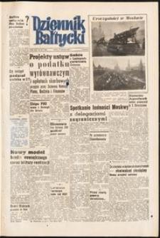 Dziennik Bałtycki, 1957, nr 267