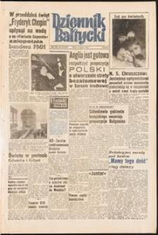 Dziennik Bałtycki, 1957, nr 306