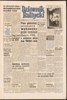 Dziennik Bałtycki, 1957, nr 308/309