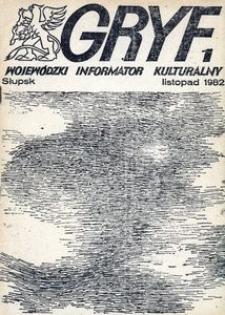 Gryf 1982, listopad