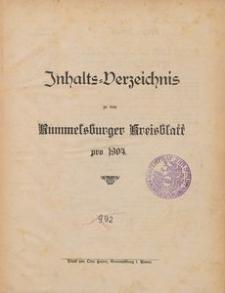 Rummelsburger Kreisblatt 1904