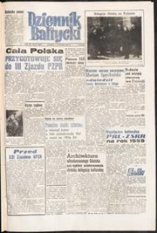 Dziennik Bałtycki, 1959, nr 22
