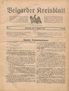 Belgarder Kreisblatt 1933