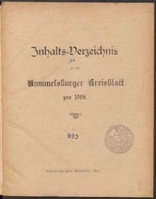 Rummelsburger Kreisblatt 1905