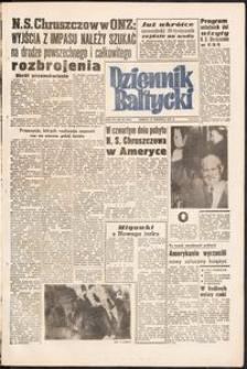 Dziennik Bałtycki, 1959, nr 224
